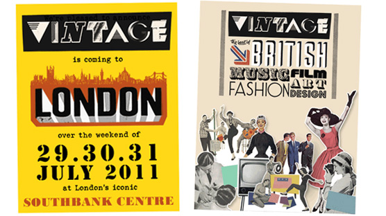 Vintage by Hemingway at Southbank Centre 2011