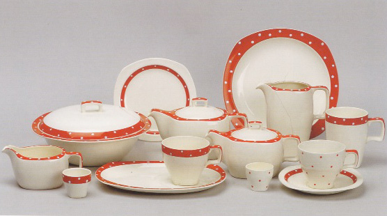 The Domino range designed in 1953 as part of the Stylecraft Range.