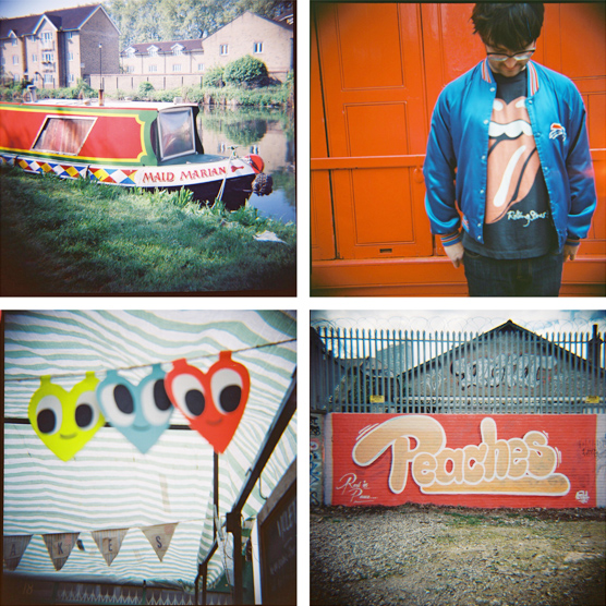 First set of Lomo shots.