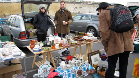 Ed and Sarah hope to Pop-Up in a Brighton shop one day soon.