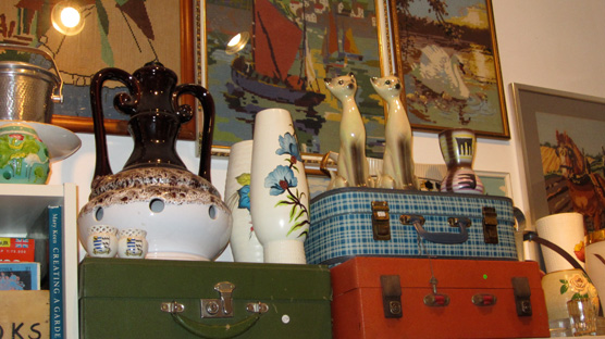 Vintage Heaven, 82 Columbia Road, London E2 7QB. Tel: 01277 215968