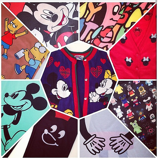Mickey 'n Minnie mega sale on eBay.